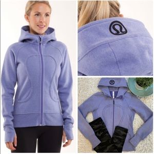 Lululemon Scuba Hoodie Sweatshirt Fleece Jacket